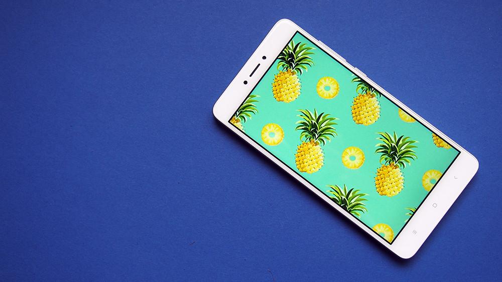Foto de Diseño del Xiaomi Redmi Note 4x (1/5)