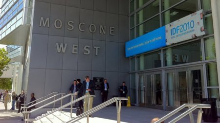 entrada moscone center west san francisco california