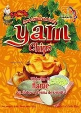 Chips de ñame y yuca, nuevos sabores sorprendentes