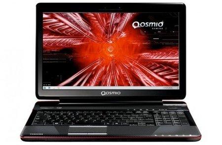Toshiba Qosmio F750, portátil 3D sin lentes