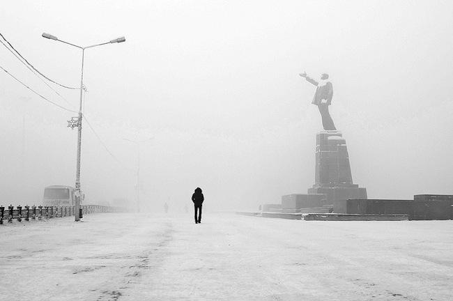 Yakutsk. Minus 52 degrees Celcius, Por Egor Fedorov