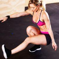 Rutina de entrenamiento de piernas con autocargas