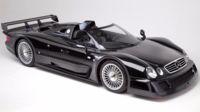 Un Mercedes-Benz CLK GTR Roadster a estrenar puede ser tuyo, si tienes una boyante cuenta corriente