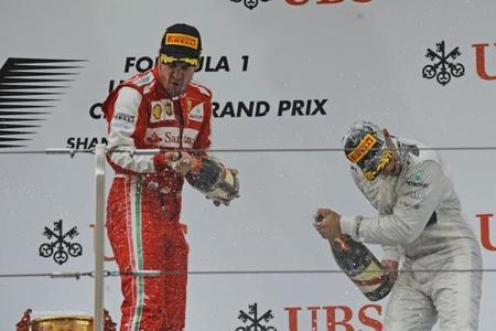 """Fernando Alonso: """"ha sido una carrera fantástica para nosotros de principio a fin"""""""