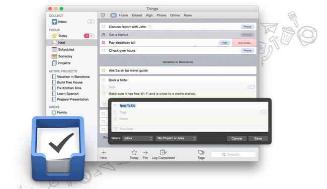 Things Cloud introduce las notificaciones Push. Culture Code sigue mejorando su app pero a su ritmo