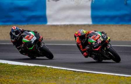 Smith Espargaro Aprilia Motogp 2019
