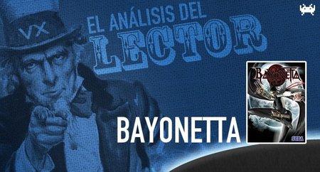 El análisis del lector. Siguiente parada: 'Bayonetta'