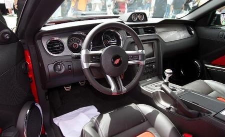 Mustang Saleen GF