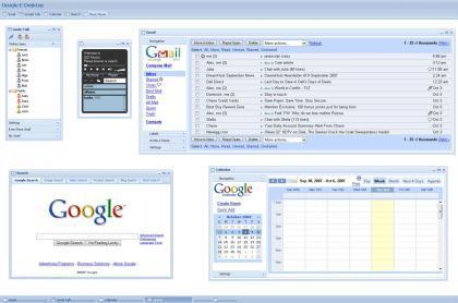 Google Online Desktop, una prueba de concepto