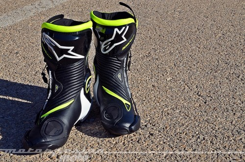 Probamos las Alpinestars S-MX Plus, unas botas muy deportivas pero civilizadas