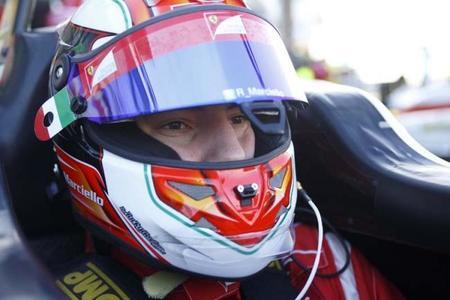 Ferrari quiere lo mejor para su última perla: Raffaele Marciello