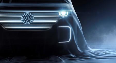 El prototipo 100% eléctrico de Volkswagen para el CES 2016 apunta a los 500 kilómetros de autonomía