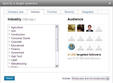 LinkedIn incentiva la conversación entre las empresas y los usuarios