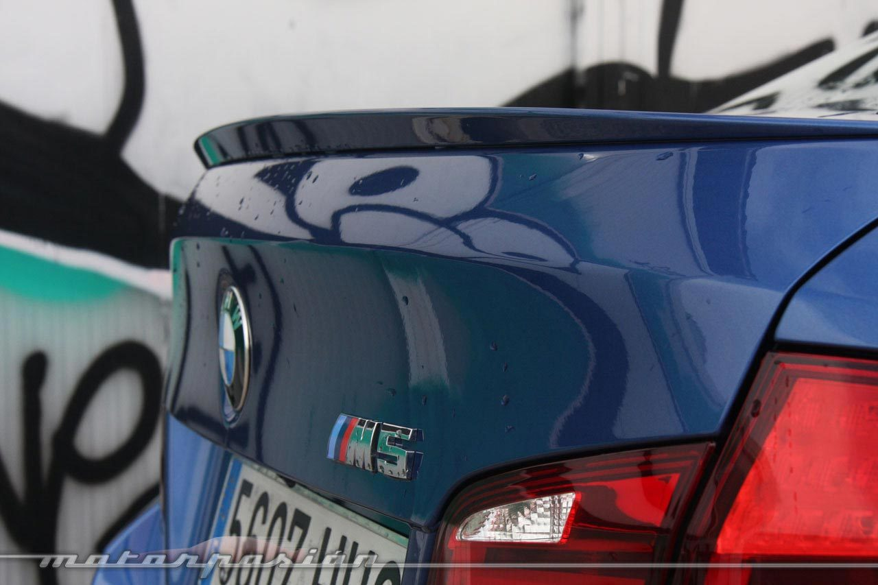 Foto de BMW M5 (Prueba) (22/136)