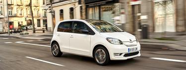 Probamos el Škoda CITIGOe iV: uno de los eléctricos más baratos del mercado, con hasta 253 km de autonomía y desde 17.900 euros