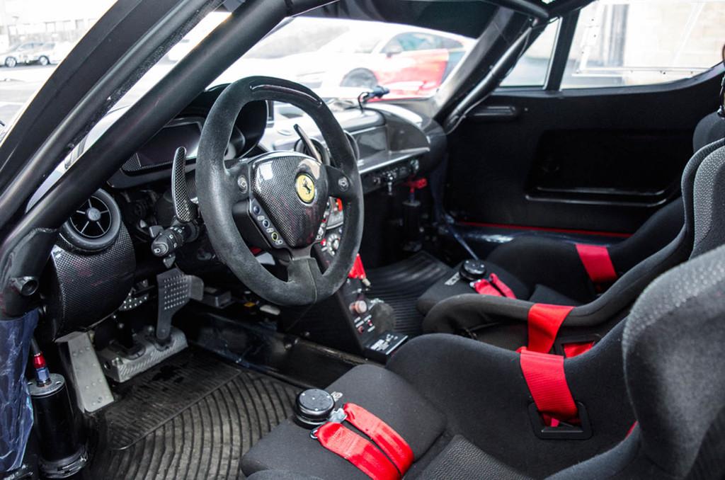 Ferrari Fxx Evoluzione Stradale 200