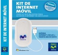 Kit Internet Móvil de Telefónica, sin permanencia ni consumo mínimo