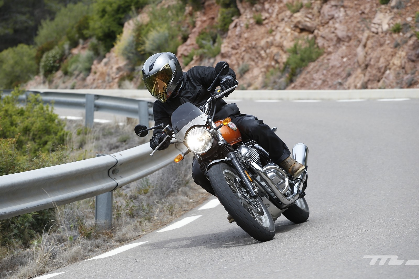 Foto de Royal Enfield Interceptor INT 650 2019, prueba (46/51)