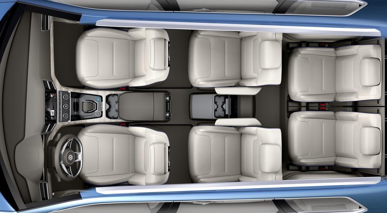 Foto de Volkswagen CrossBlue Concept (9/19)