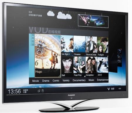 Lenovo pasa de Google TV y mete Ice Cream Sandwich en un televisor