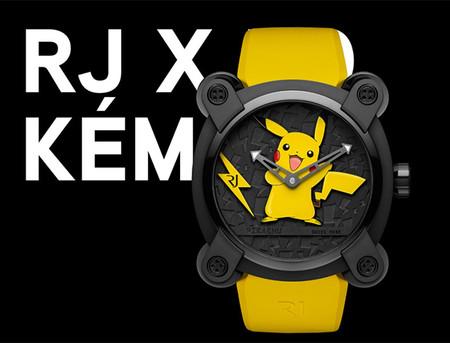 Rj X Pokemon