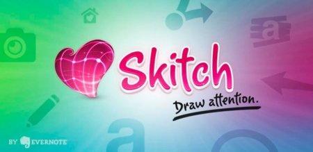 Skitch, disfruta ya de esta herramienta para crear y compartir notas gráficas desde tu Android