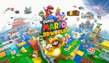 VX en corto: canjeando códigos en Xbox One y la web de 'Super Mario 3D World'