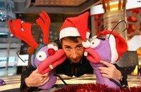 La Nochebuena en la tele