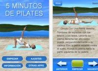 Cinco aplicaciones de pilates para tu iPhone