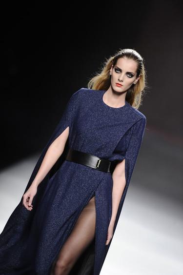 Ana Locking, Juana Martín y Maya Hansen cierran la primera jornada de la Fashion Week Madrid