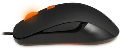 SteelSeries Kana, un ratón sin ostentaciones pensado en juegos
