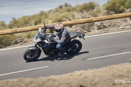 Yamaha Tracer 700 2020 Prueba 003