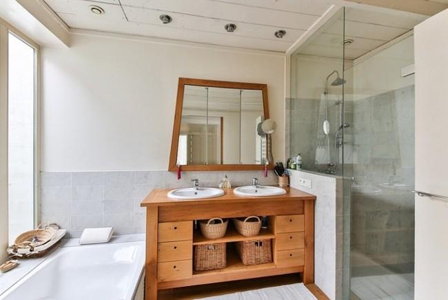 Trucos para reformar el baño por poco dinero