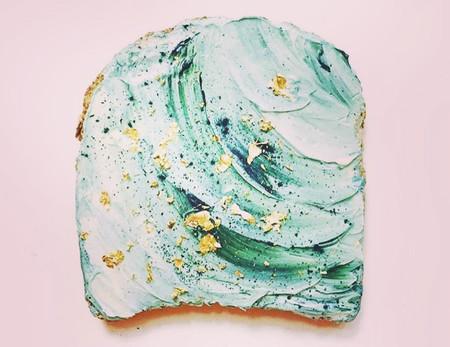 Olvidemos los unicornios: la última tendencia 'foodie' en Instagram son las tostadas de sirena