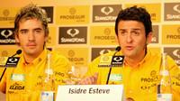Isidre Esteve participará en el Dakar en coche