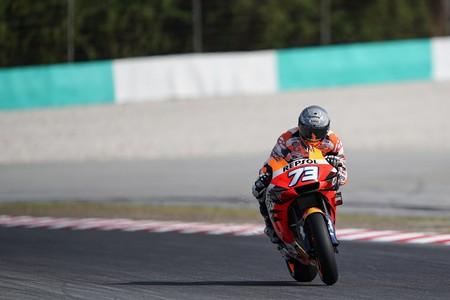 Alex Marquez Honda Sepang Motogp 2020