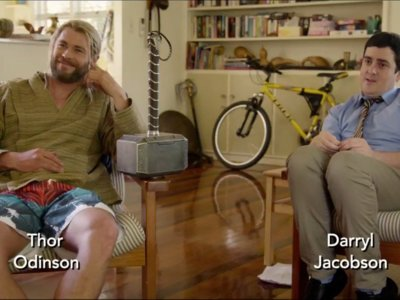 Este genial corto explica la ausencia de Thor en 'Capitán América: Civil War' (y casi aparecen zombis)