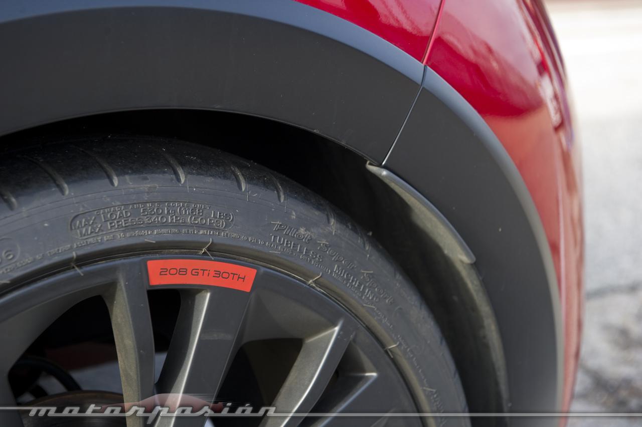 Foto de Peugeot 208 GTi 30th, toma de contacto (22/23)