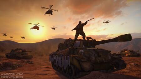 El día que Command & Conquer se vistió de Desert Strike, toda una rareza del universo Generals que desapareció de Pogo en 2010