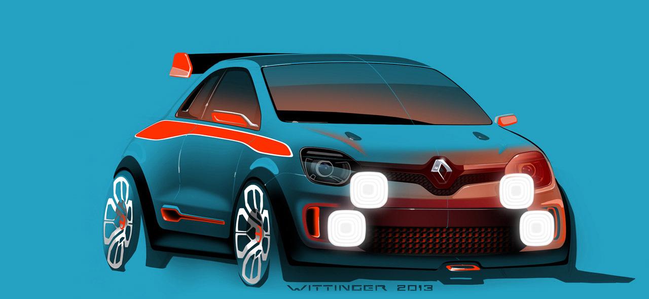 Foto de Renault Twin'Run Concept (21/49)