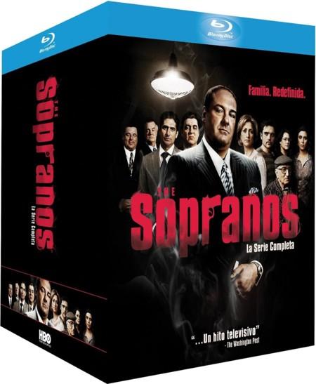 La serie completa Los Soprano, en Blu-ray, por 69,90 euros