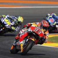 Nuevos cambios en MotoGP: desaparece el neumático intermedio y llega un tercer compuesto de seco