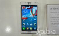 LG Optimus L7 II, toma de contacto