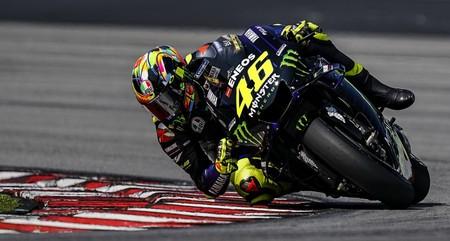 Valentino Rossi Test Malasia Day 2