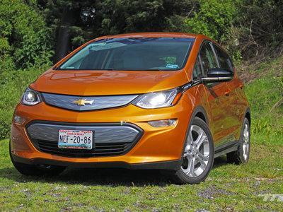 Manejamos el Chevrolet Bolt EV: un 'hoy' en el futuro eléctrico de los autos