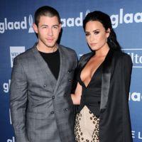 Nick Jonas ofrece su imagen más elegante en los GLAAD Awards con traje de Topman