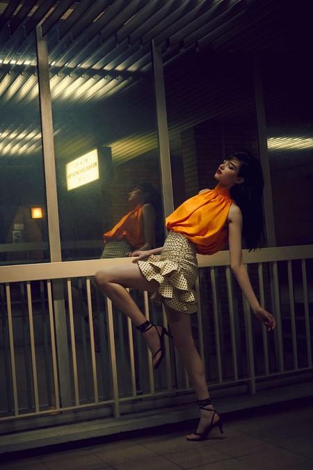 Falda Lunares 04