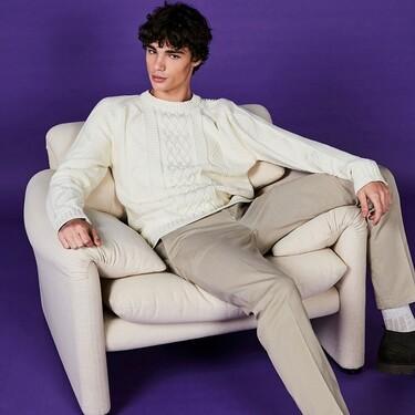 Lo que más apetece lucir ahora son los jerséis calentitos de Sfera