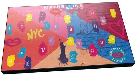 Calendario Adviento Maybelline