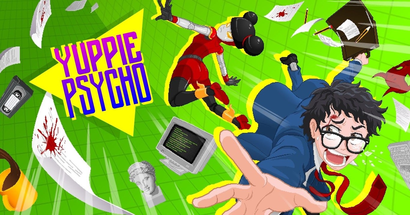 Yuppie Psycho